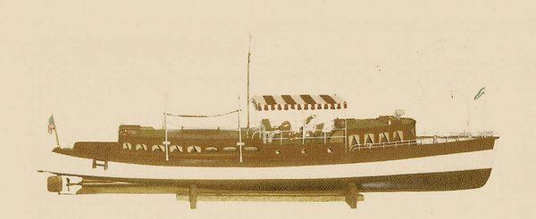 Image of a boat named Onward