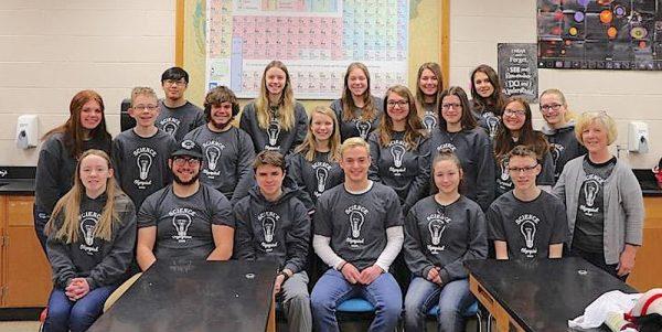 Image of Oak Harbor Science Olympiad Teams