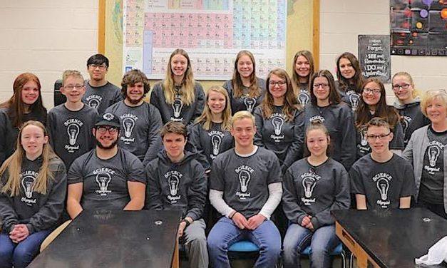 Oak Harbor's Science Olympiad teams sparkle at BGSU
