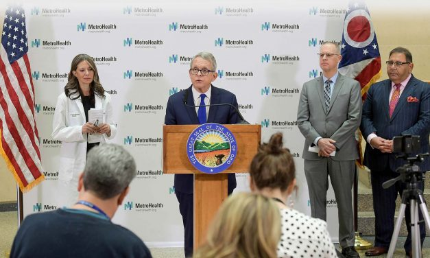 Gov. DeWine signs sweeping HB 197 to fight coronavirus pandemic