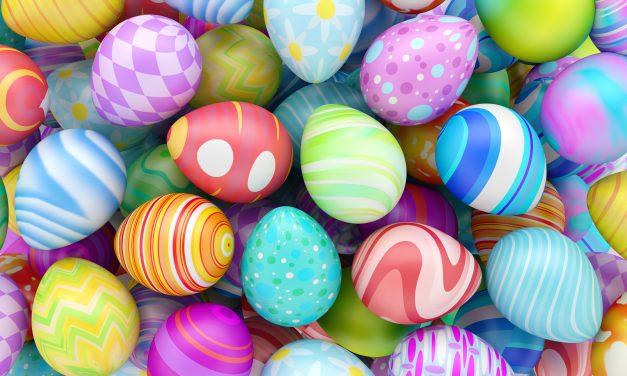 Easter Egg Hunt a few hops away