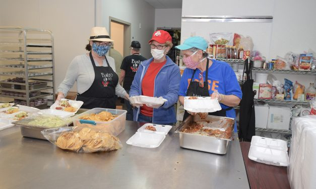 Bistro 163 provides delicious dinners for hungry local folks