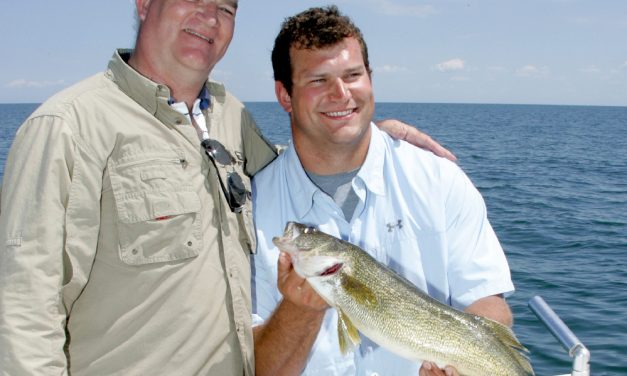 UPDATE: Lake Erie fishing guides will soon be back in operation, but not until May 12