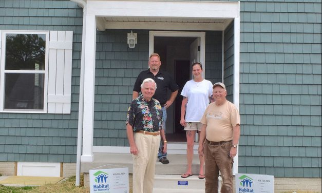 Habitat for Humanity completes dream home for Stockmaster family