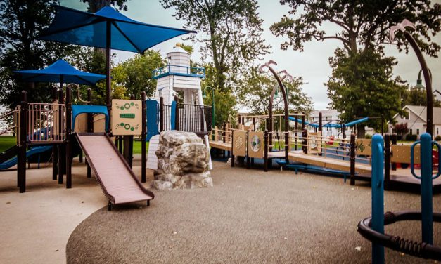 Port Clinton playgrounds now open