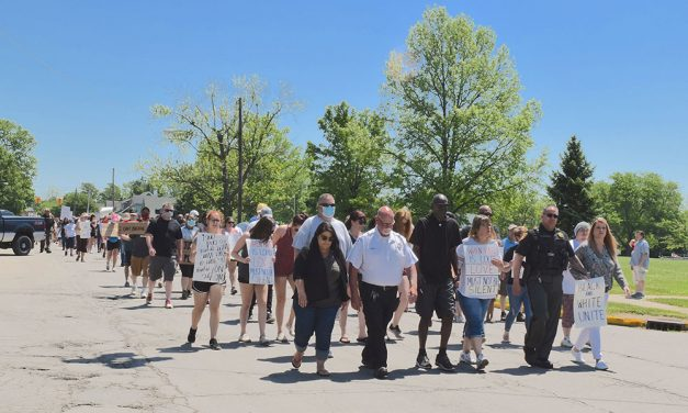 Unity Peace March brings together community