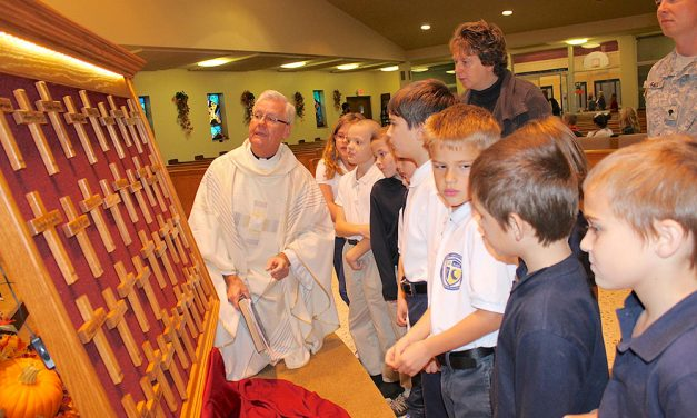 Father Missler leaves legacy after 42 years of ministry