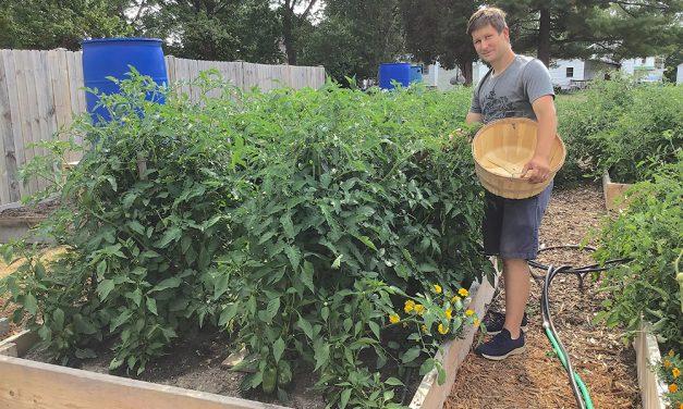 Fresh vegetables at St. Paul's BCS Food Pantry nourish local folks