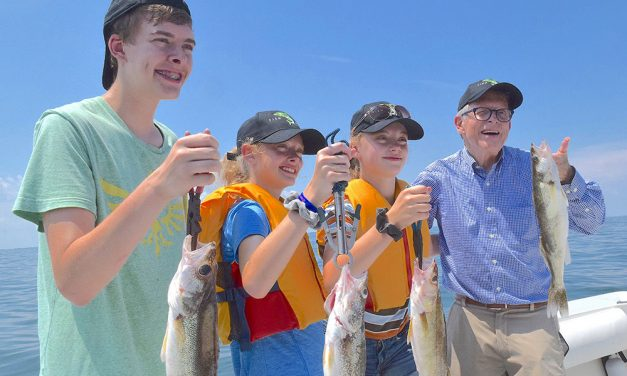 Governor's FishOhio Day hits a snag this summer on Lake Erie