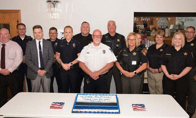 Law Enforcement Day highlights Kiwanis meeting