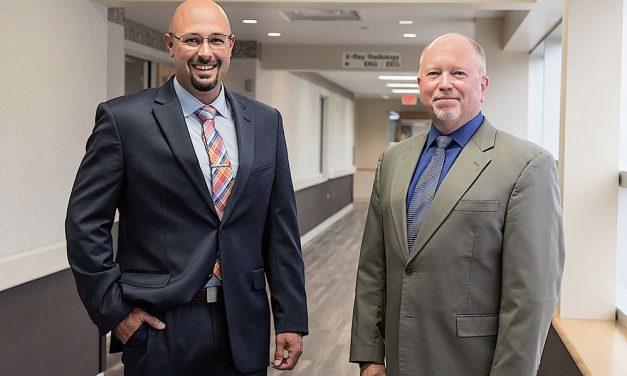 Magruder CEO Todd Almendinger steps  down; Nick Marisco steps up
