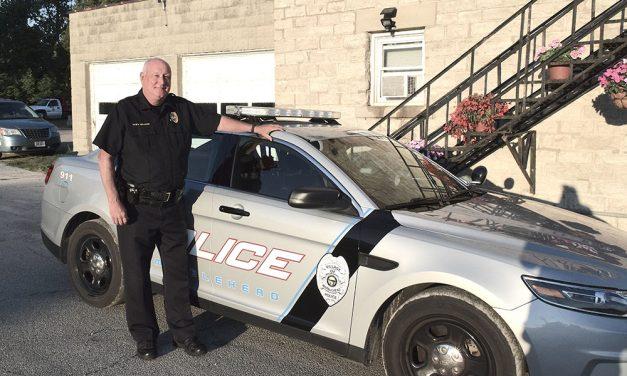 Kenn Thellmann continues police career in Marblehead