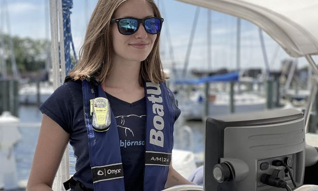 Planning a Sailboat Race with Fewer Crew Under COVID-19?