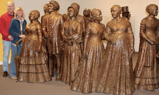 The 100th anniversary of the 19th Amendment; A Heritage of Strong Women – The Declaration of Sentiments