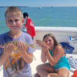 Yellow perch bring out the crowds of family fishermen