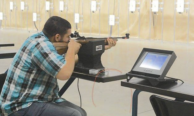 CMP reopens Air Gun Competition Center featuring new guidelines