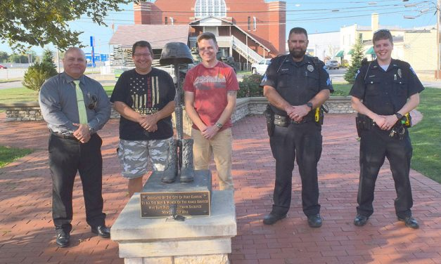 Port Clinton police officers honored by American Legion