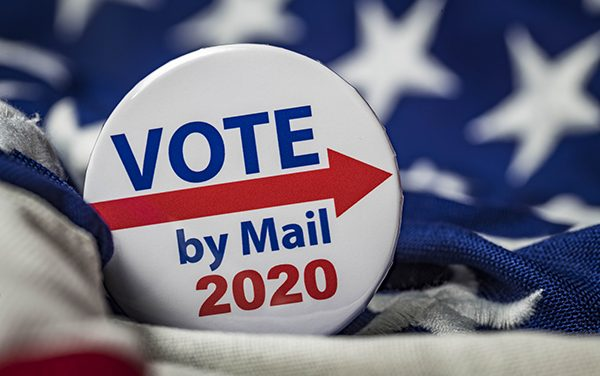 Absentee ballot applications arriving in Ottawa County