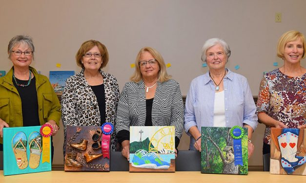 'Above the Soles' PCAC Art Show opens at Sutton Center