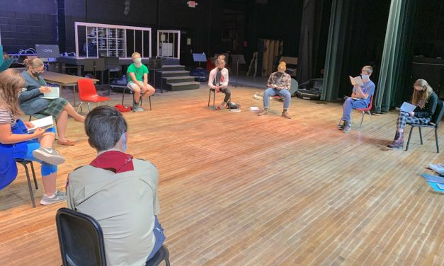 Port Clinton Drama Club creatively presents 'Fall One Act Festival'