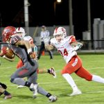 Van Wert's offensive attack too much for Port Clinton, 46-20