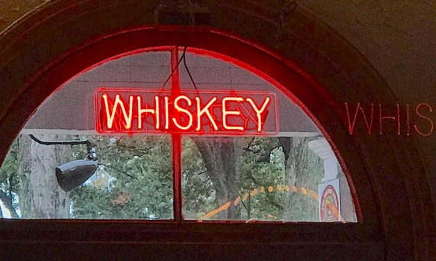 Round House Bar flips switch on Whiskey Light