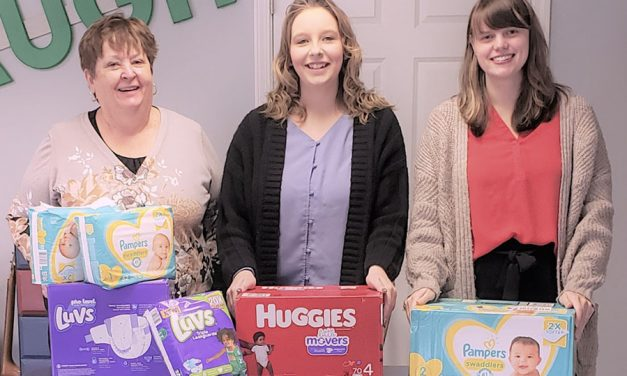 Kiwanis' Diaper Drive benefits local families