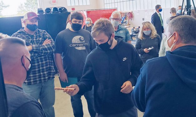 Students experience unique Skilled Trades Academy