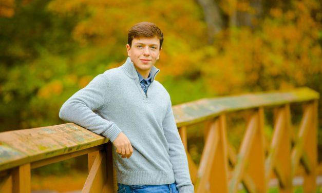 Noah Shaw earns Senior Spotlight at Port Clinton High