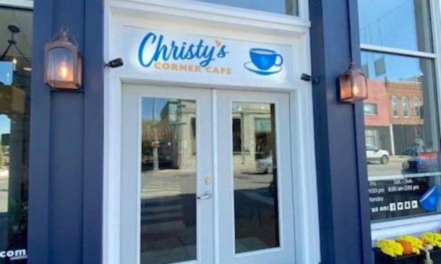 Ottawa County Community Foundation Spotlight: Christy's Corner Café