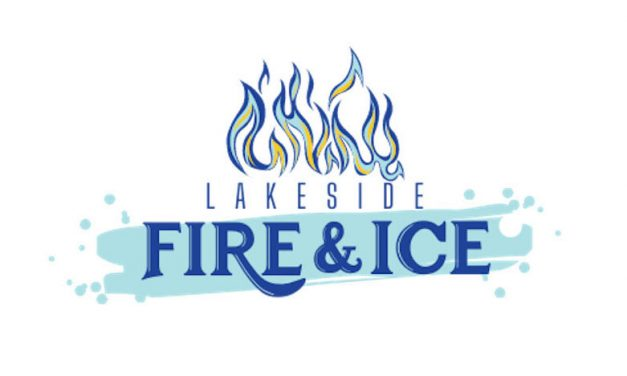 Music, ice carving, food featured at Lakeside's Fire & Ice Fest