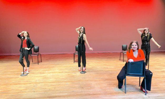 Port Clinton High School Drama Club presents online Theory of Relativity