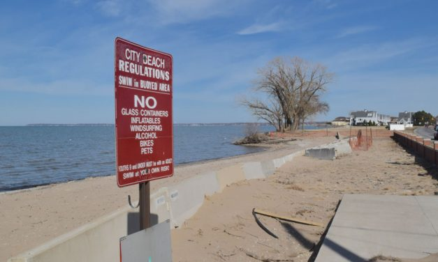 Port Clinton beach repairs to be completed for summer season