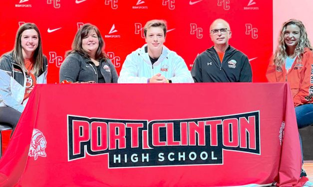 Port Clinton's Shaw commits to Ohio Northern University golf, swimming