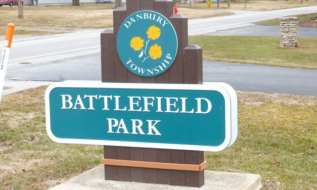 Danbury Twp. is site of first Ohio battle in War of 1812