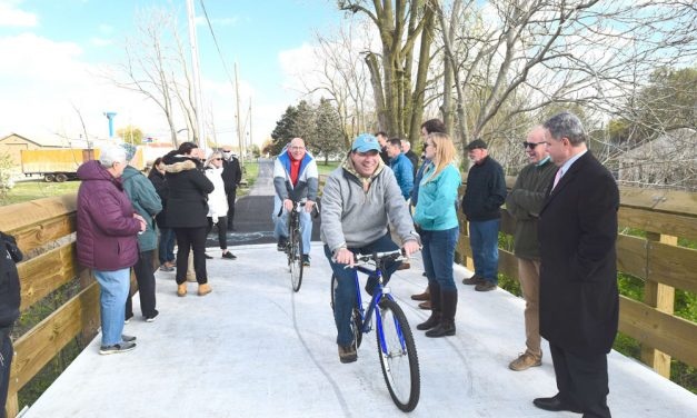 Elmore gets $75,000 grant for launch ramp on Portage River