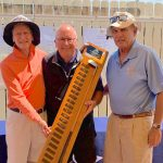 Arnos wins CIC Legacy Club for second time