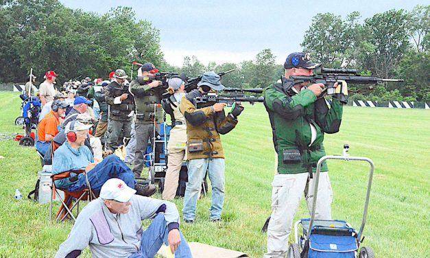 Camp Perry hosts rifle events ahead of National Matches