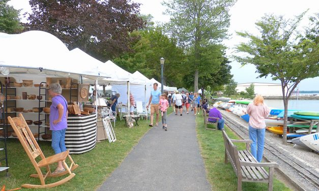 Lakeside Craft & Art Show features creative exhibitors