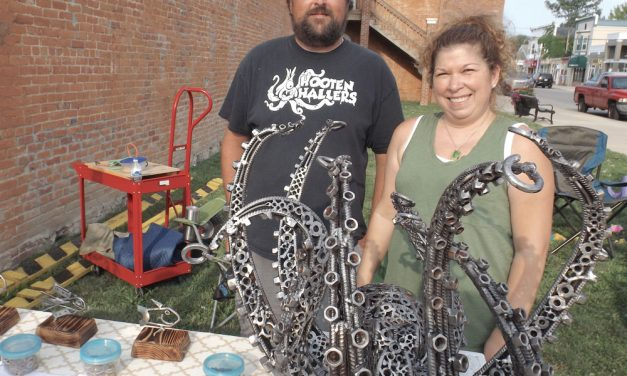 Thursday Art Walk in Port Clinton more than just arts and crafts