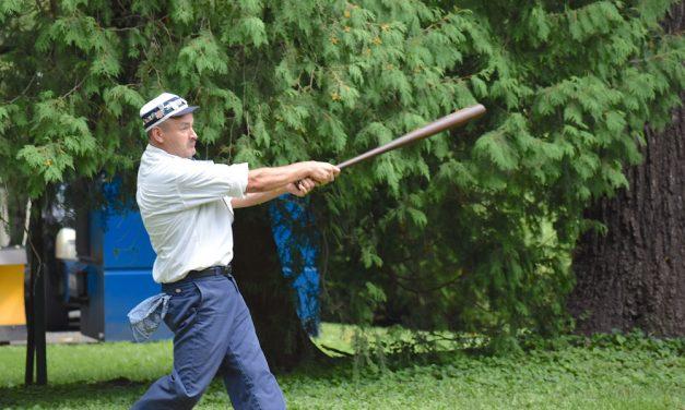 Vintage base ball tournament celebrates bicentennial