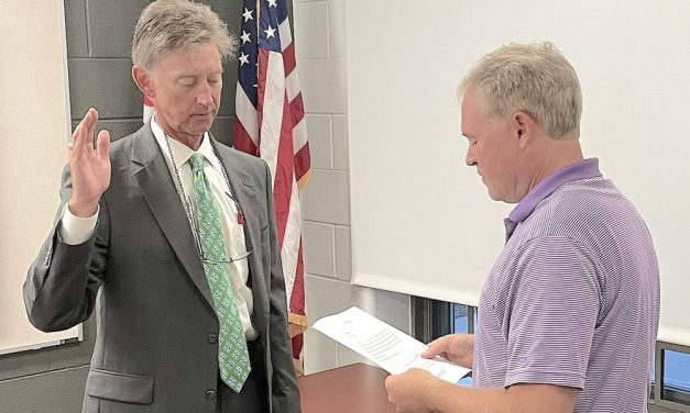 Gary Coon joins Port Clinton Board of Education