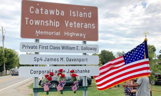 Catawba's war heroes honored on 9/11 with Memorial Highway