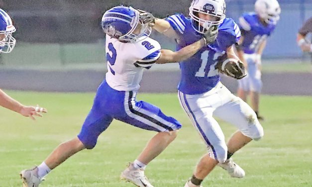 Defense, rushing attack pace Lakers to 14-0 victory