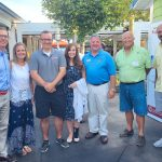 Local leaders network at Experience Ottawa County