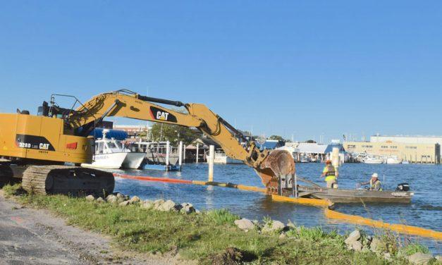 Portage River Walkway becoming reality