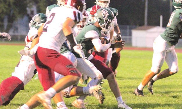 Rockets bounce back to rout Willard, 34-0