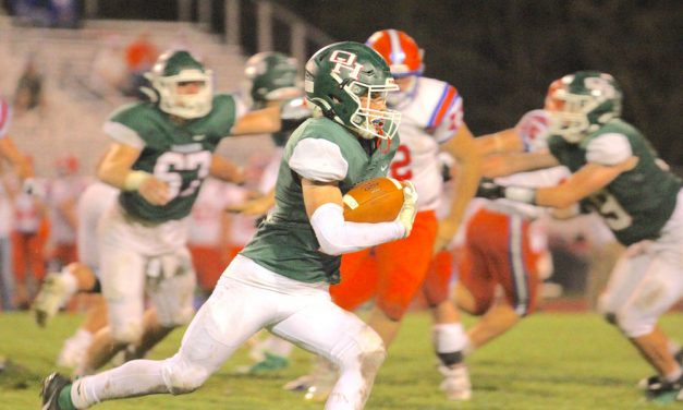 Oak Harbor's Buhro earns Player of the Week honors