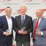 Oak Harbor Rocket legends inducted into Hall of Fame