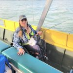 Yellow perch cooperate with United Spinal Association members